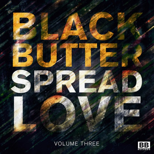 black butter spread love